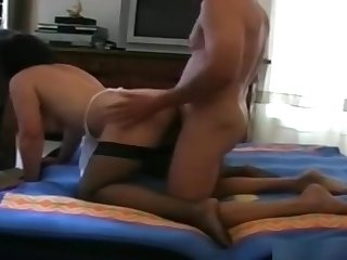 Godly experienced woman on real homemade porn video