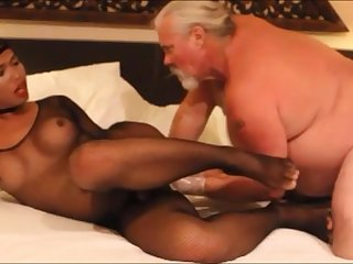 The astonishing Ladyboy Pan Getting Fisted By A Real guy