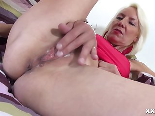 French Charly blowjob